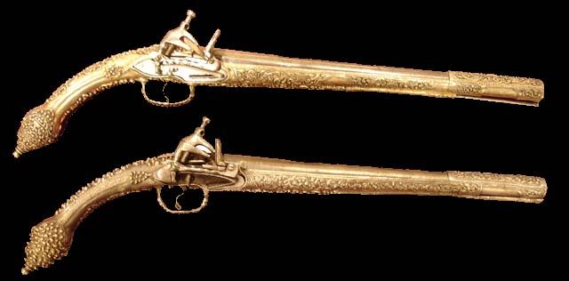 Τα όπλα των αγωνιστών του 1821