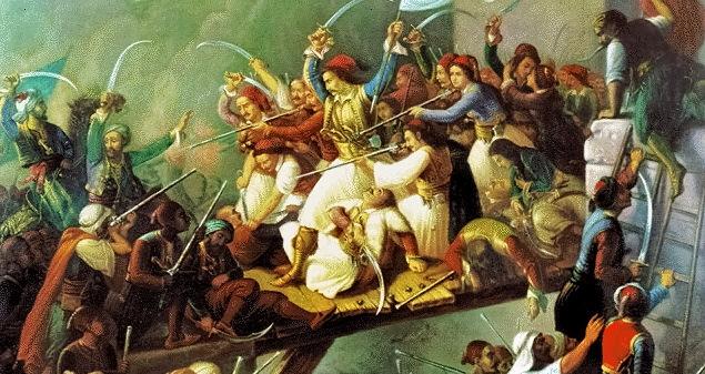 10 Απριλίου 1826: Η ηρωϊκή έξοδος του Μεσολογγίου