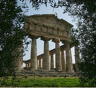 Ναός Αθνάς 500 π.Χ.
