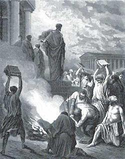 Βιβλιοθήκες στην αρχαία Ελλάδα