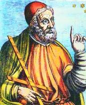 Ο Κλαύδιος Πτολεμαίος.