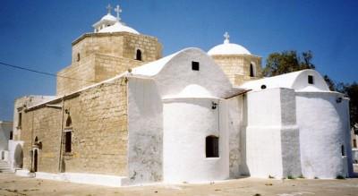 Η Παναγιά Πορταριανή όπου στέφθηκε βασιλιάς ο Ιωάννης Καψής.