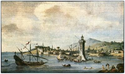 Τα πειρατικά πλοία ήταν συνήθως εμπορικά μετασκευασμένα ώστε να υπερέχουν σε οπλισμό και πλήρωμα.