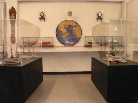 Άποψη αίθουσας του Μουσείου