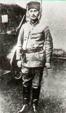 Αντισυνταγματάρχης Τουρκικής πολιτοφυλακής Topal_Osman