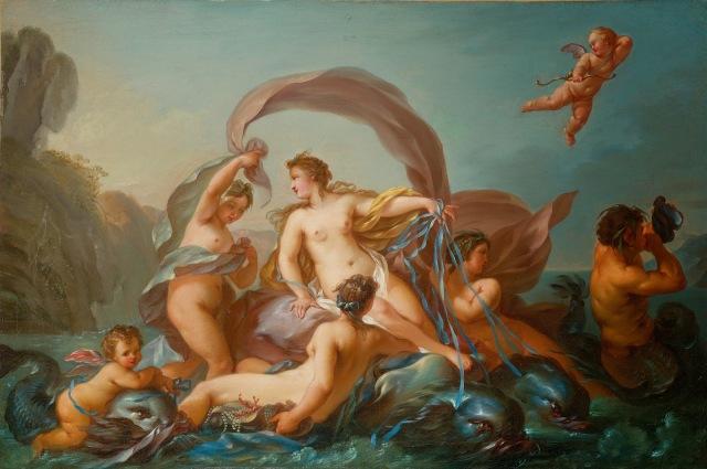 Jean-Baptiste_Marie_Pierre_(attr)_The_Birth_of_Venus