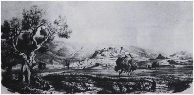 Η Αθήνα του 1810