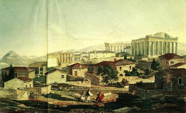 τουρκομαχαλάς της Ακρόπολης