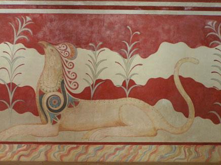 griffin-fresco-knossos