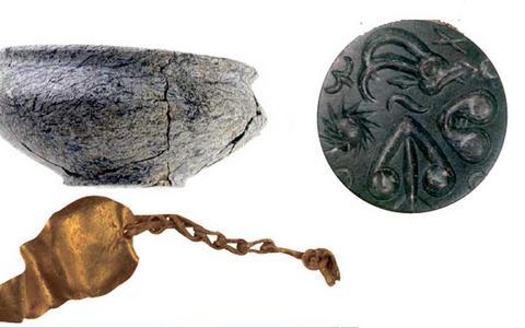 Πολλά και εντυπωσιακά ευρήματα ήρθαν και φέτος στο φως από την ανασκαφική ομάδα που ερευνά τον Πετρά Σητείας