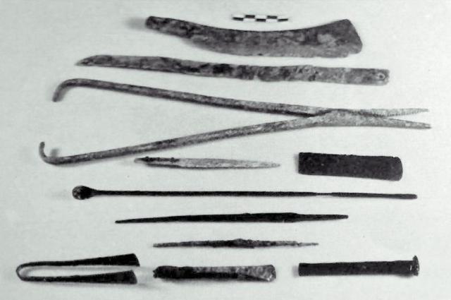 χειρουργικά εργαλεία