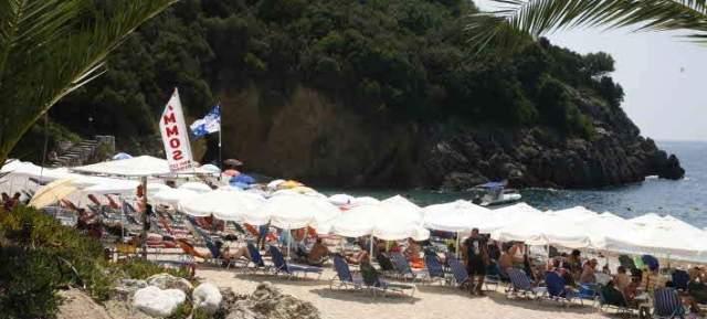 κρυμμένες παραλίες της Ηπείρου
