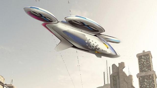 ιπτάμενο ταξί
