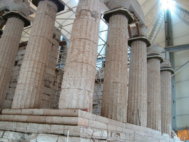 Ναός του Επικούρειου Απόλλωνα στις Βάσσες της Φιγαλείας