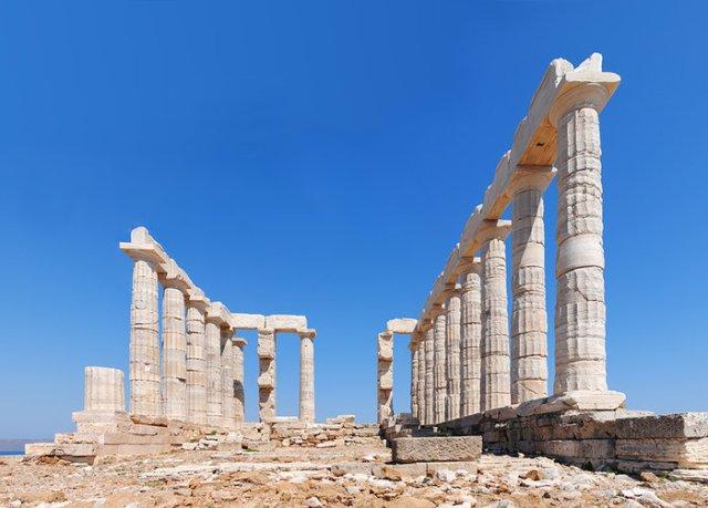 Ναός του Ποσειδώνα στο Σούνιο