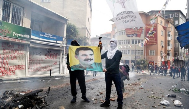 May Day protests in Turkey